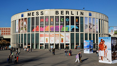 Come see us in Berlin