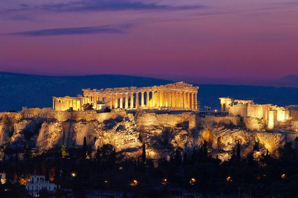 Greek World Heritage Sites
