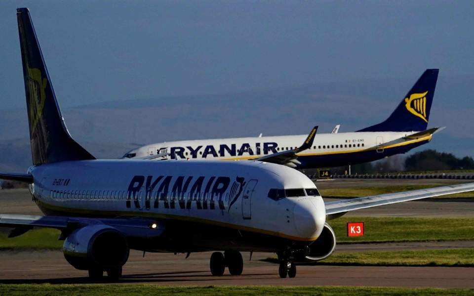 Ryanair Adds Athens in 2018 Winter Route